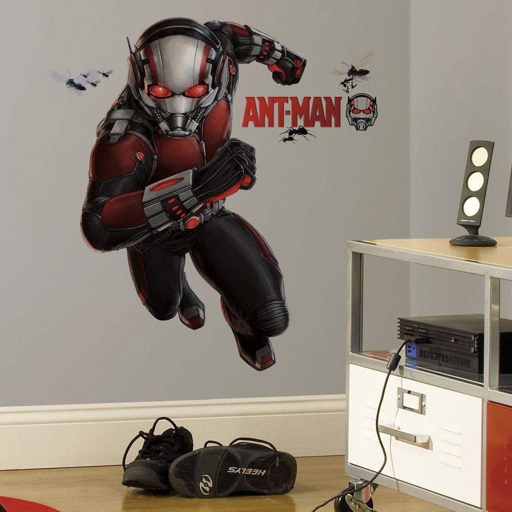Stickers Géant Ant-Man Marvel