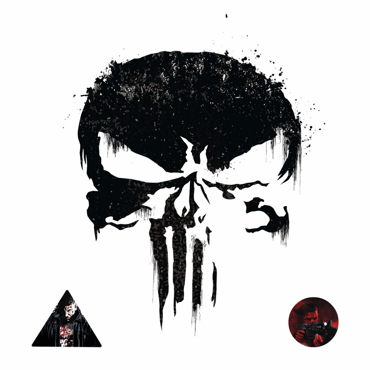 Stickers Marvel The Punisher