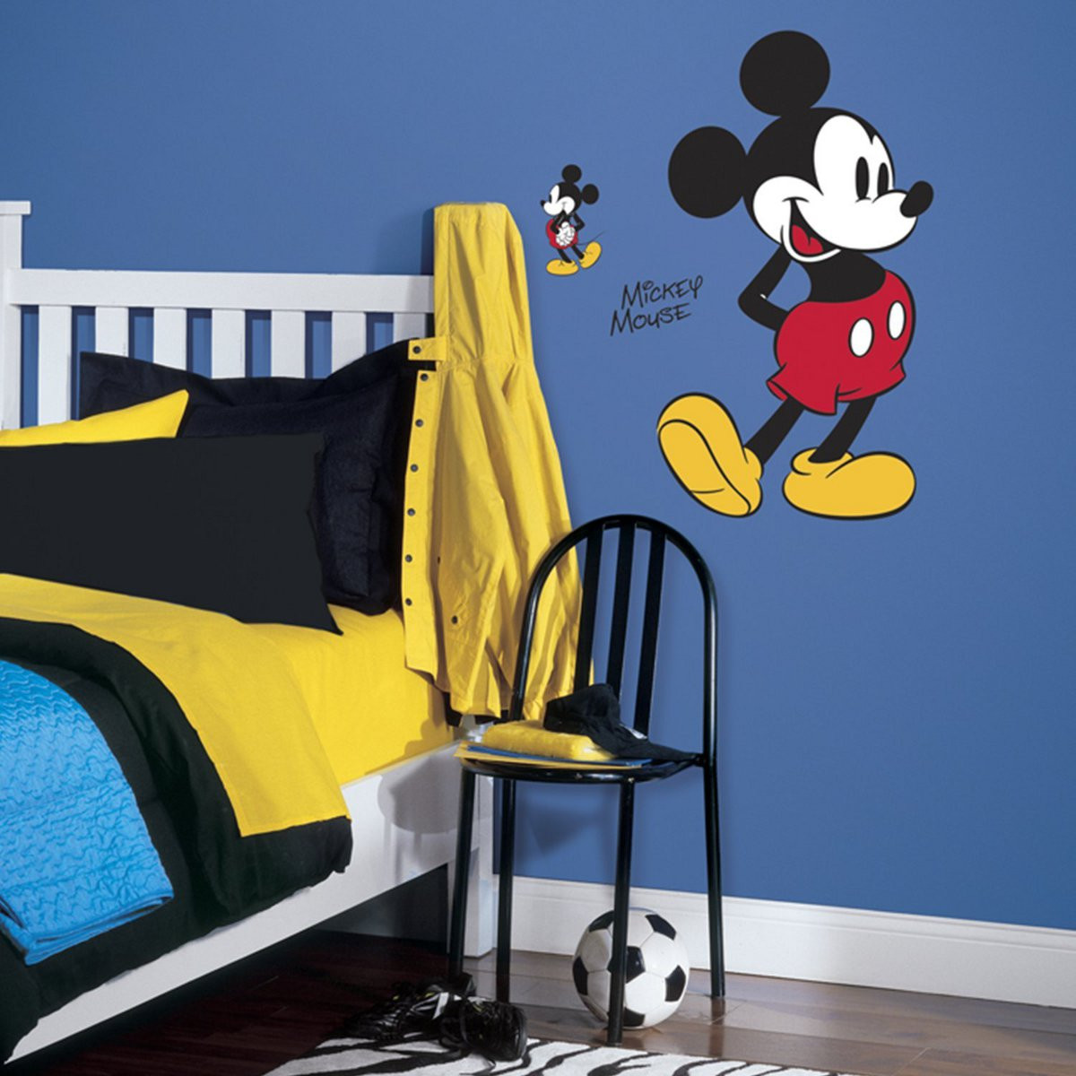Sticker Géant Mickey Mouse Disney 101 cm