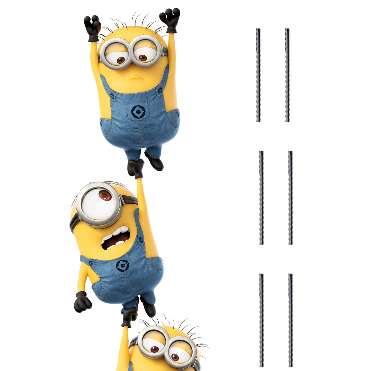 Stickers geant Chains Les Minions
