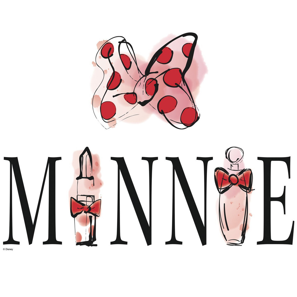 Stickers Minnie Mouse Graphic Disney
