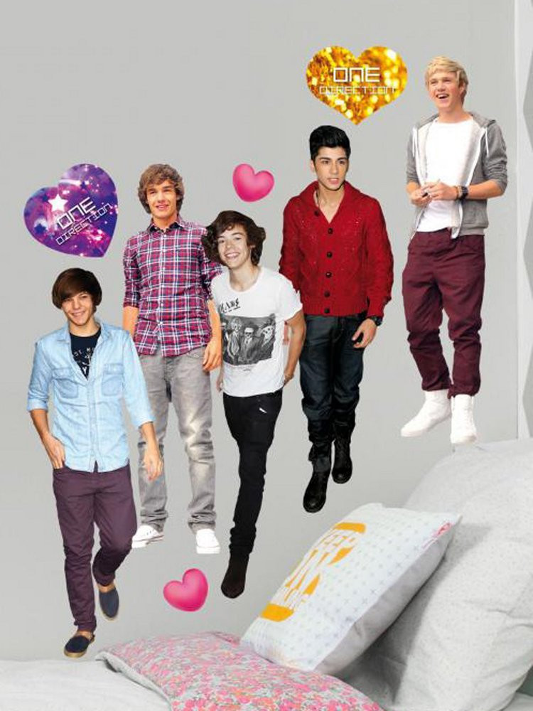Stickers géants One Direction