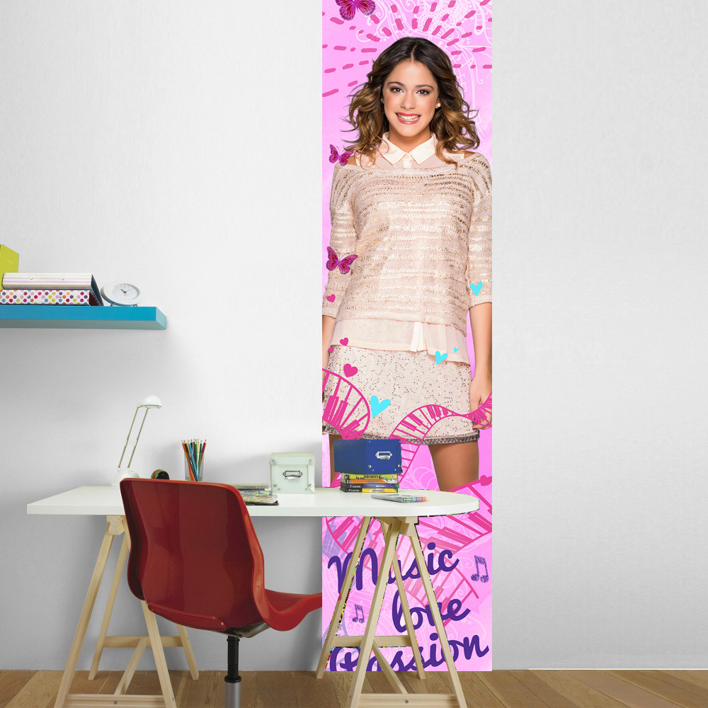 Lé Unique Stickers Violetta Passion Disney Channel