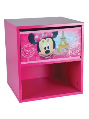 Table de chevet Minnie Mouse Disney