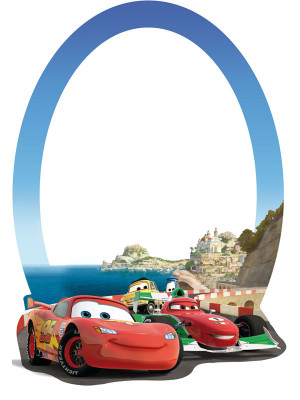 Miroir Cars Disney