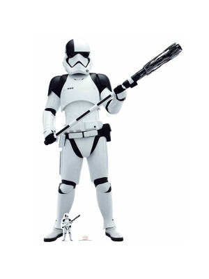Figurine en carton taille réelle Executioner Trooper Star Wars H 181 CM