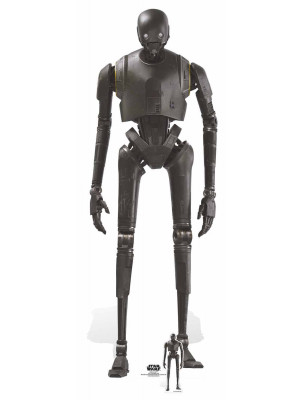 Figurine en carton taille réelle K-2SO Star Wars Rogue one