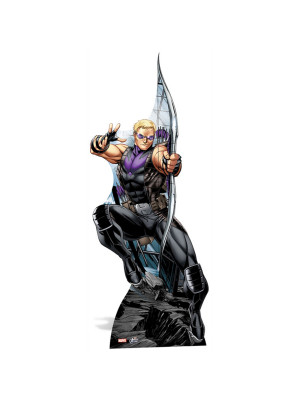 Figurine en carton Hawkeye Marvel