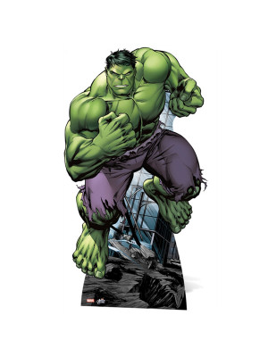 Figurine en carton Hulk Marvel