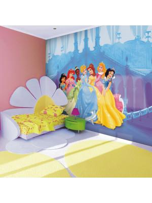 Papier peint Princesses Disney 360X255 CM
