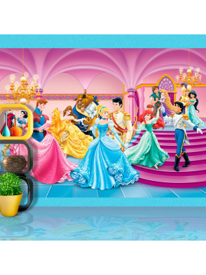 Papier peint Prince et Princesse Disney 180X255 CM