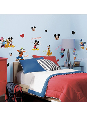 30 Stickers Mickey Mouse et ses amis Disney