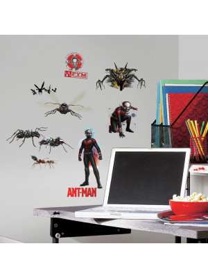 23 Stickers Ant-Man Avengers Marvel