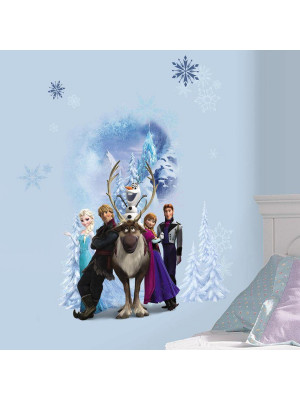Stickers Personnages La Reine des Neiges Disney Frozen