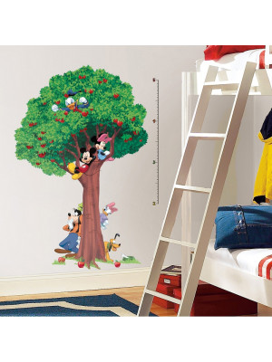 Sticker Mickey Mouse Arbre Disney