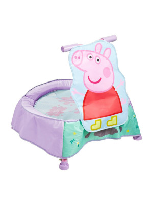 Mini Trampoline Sonor Peppa Pig première âge Worlds Apart