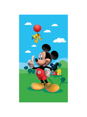 Voilage taille L Mickey Mouse Disney