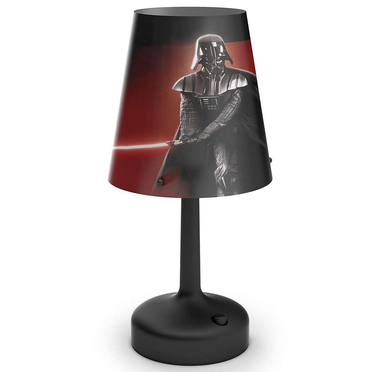 neuf lampe de chevet dark vador star wars disney philips ebay. Black Bedroom Furniture Sets. Home Design Ideas