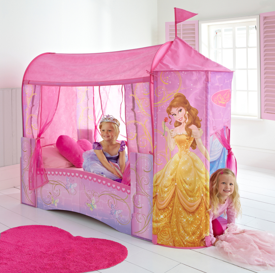 Tente chateau princesse for Image chateau princesse
