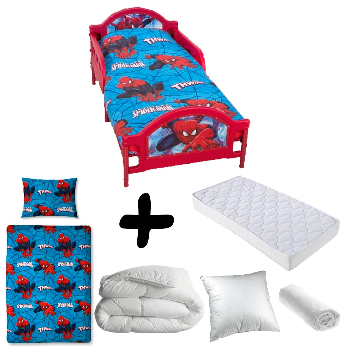 Plaisir ookoodoo for Housse de couette spiderman 200x200