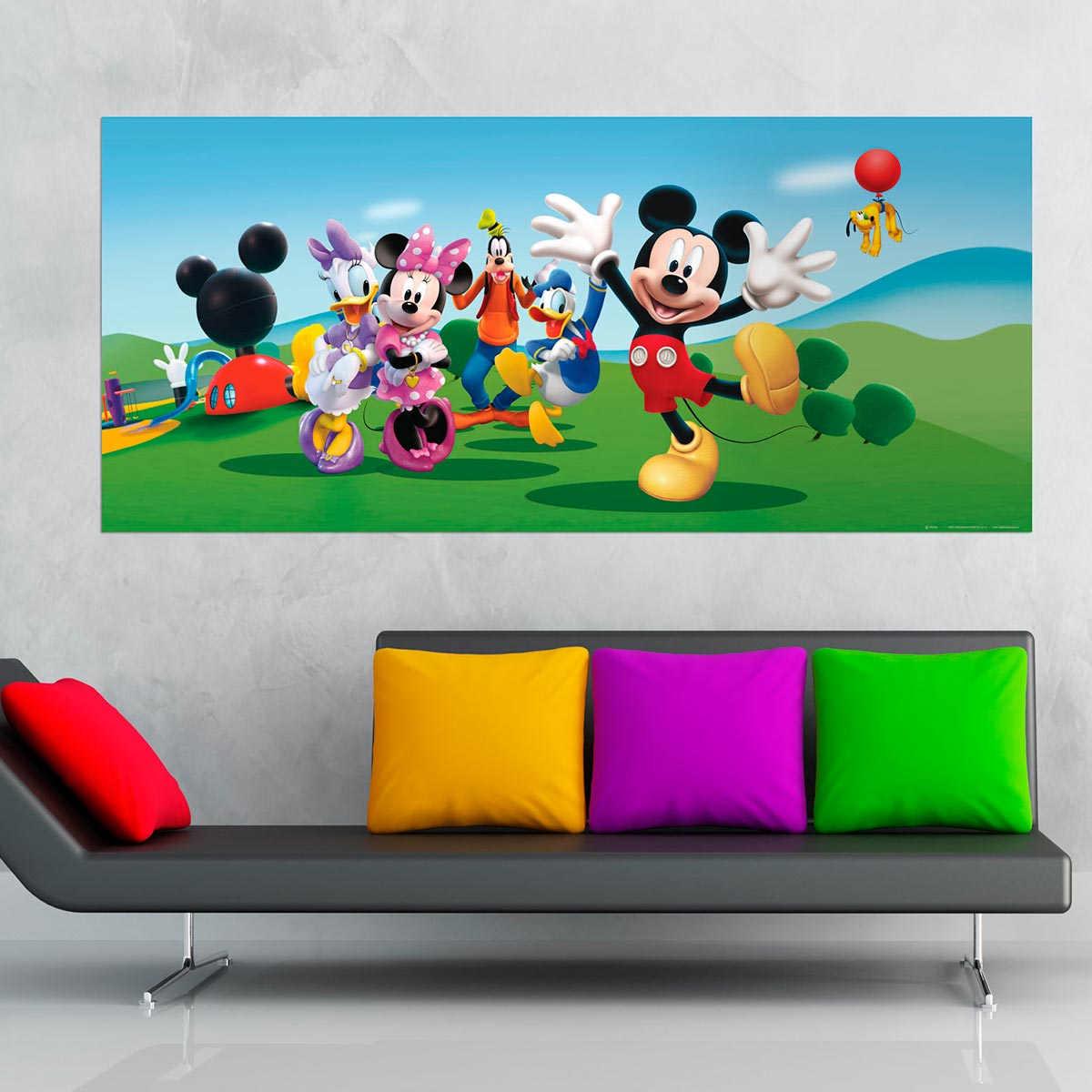 Deco guide d 39 achat for Decoration maison mickey