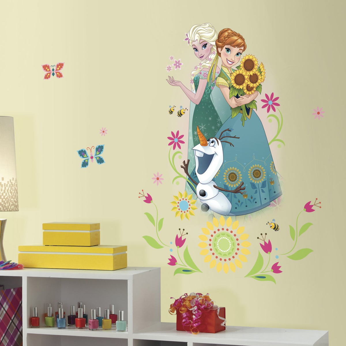 frozen disney wall stickers car interior design. Black Bedroom Furniture Sets. Home Design Ideas