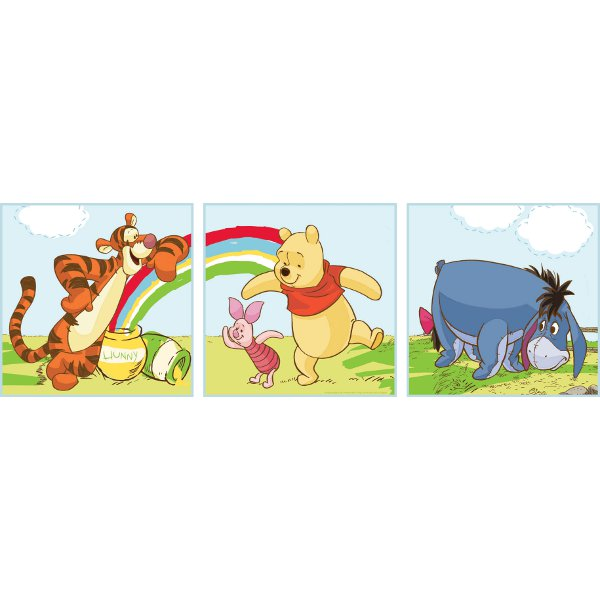 Tableau Winnie l'ourson Disney