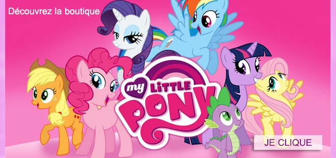Boutique my little pony