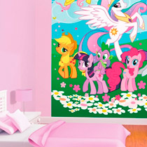Chambre My Little Pony