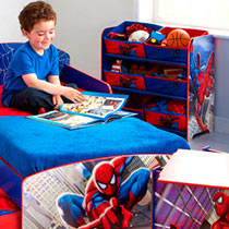 Chambre Spider-Man Marvel