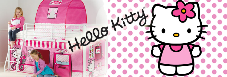Is Your Little One Just Crazy For All Things Hello Kitty Products ? If So  Great Kidsbedrooms, UK Based Company, Has All The Furniture And Matching ... Part 71