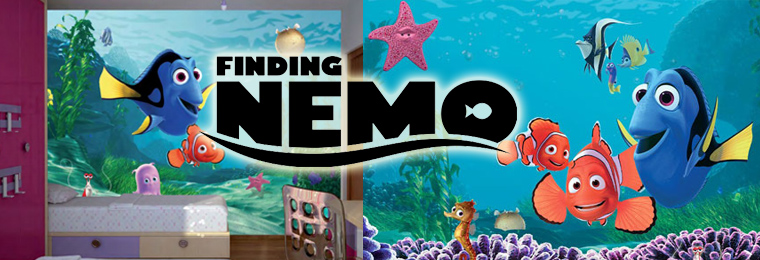 Does Your Child Love The Movie Finding Nemo If So Great Kidsbedrooms Has All Furnishings And Accessories Customised With Disney Bedroom