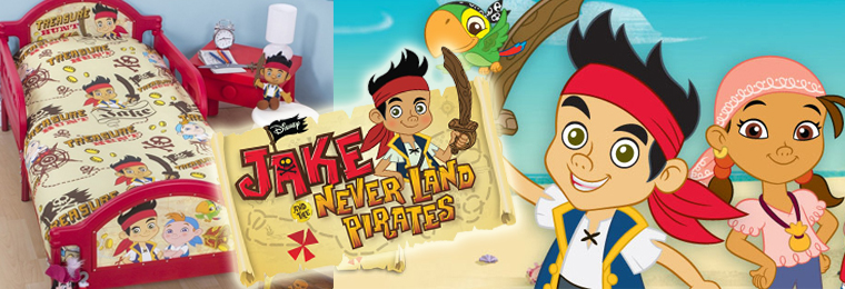 If So Great Kidsbedrooms, UK Based Company, Has All The Furniture And  Matching Accessories Customise With Disney Famous Jake And The Never Land  Pirates!