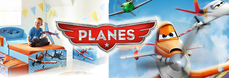 Attractive Is Your Little One Crazy For All Things Planes? If So Great Kidsbedrooms  Has All The Furniture And Matching Accessories Customised With Disney Planes !