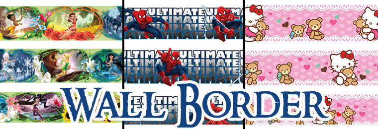 Great kidsbedrooms are proud to offer you the best quality kids wall borders at great prices with our wide and varied range of disney wall borders or